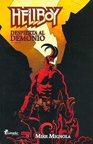 hellboy despierta al demonio 2 - mike mignola