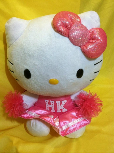 hello kitty porrista