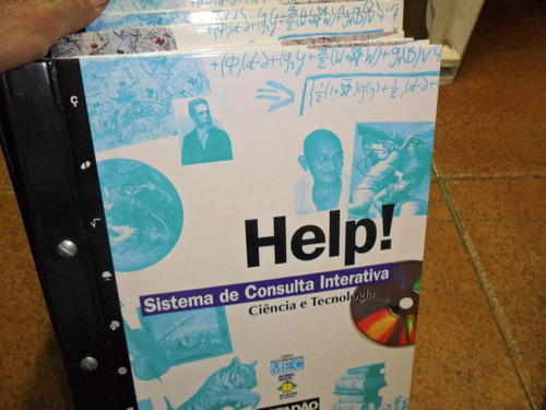 help! sistema de consulta interativa - 6 volumes