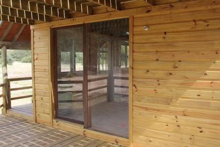 hermosa cabaña no  disponible enero