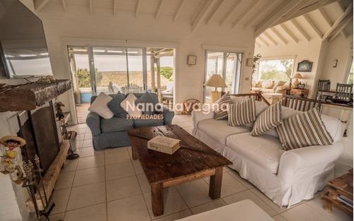 hermosa casa a solo metros del mar tio tom!! - ref: 214161