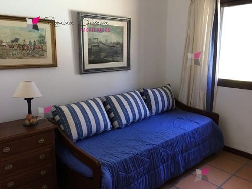 hermosa casa en brava 4 dormitorios y piscina  - ref: 7908