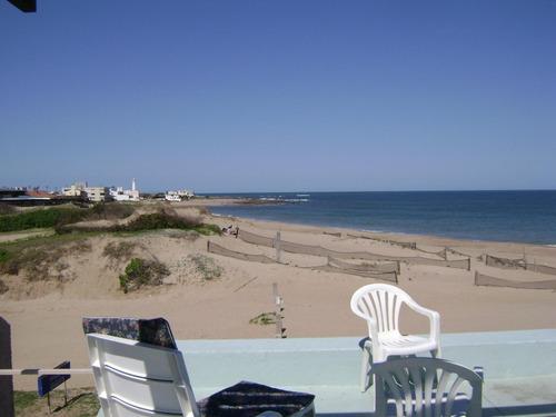 hermosa casa frente al mar, playa balconada