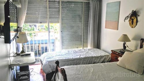hermoso apartamento de 1 dormitorio en el corazón de pocitos