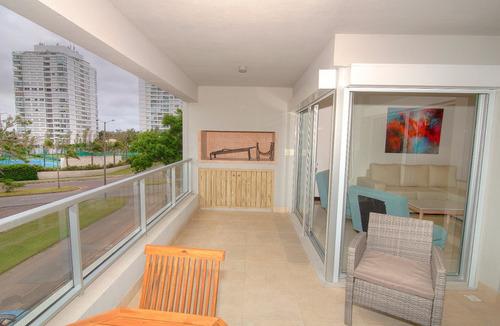 hermoso apartamento de diseño con vista al mar | p17 mansa