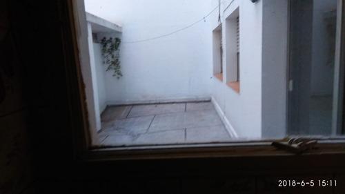 hermoso apartamento dos dormitorios con patio en 18!!!!!
