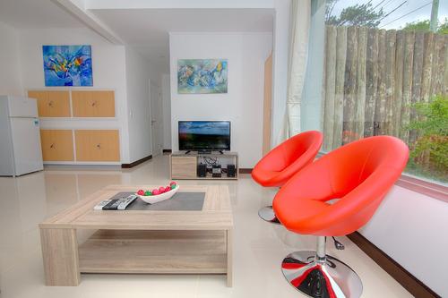 hermoso apartamento-loft de diseño | p17 a 100 m de la playa