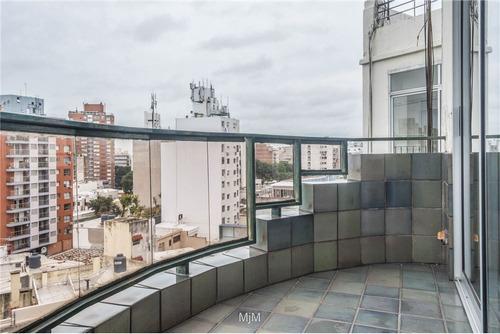 hermoso apartamento punta carretas, gran vista