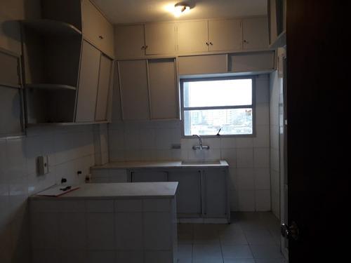 hermoso dos dorm y dos baños, garaje y terraza!!