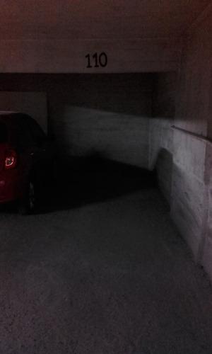 hermoso monoambiente con garaje!!