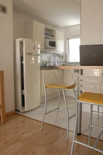 hermoso penthouse, 1 dormitorio, amueblado, parque batlle