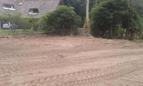 hermoso terreno c/proyecto parada 28 playa mansa punta del e