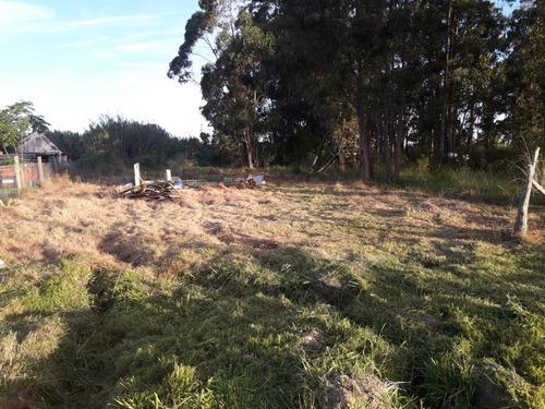 hermoso terreno  ideal  para  descanso
