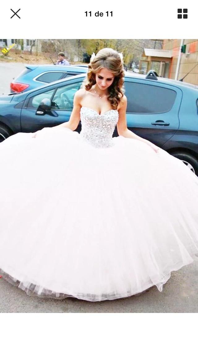 9b2b7889a Hermoso Vestido De 15 Años - $ 12.000,00 en Mercado Libre