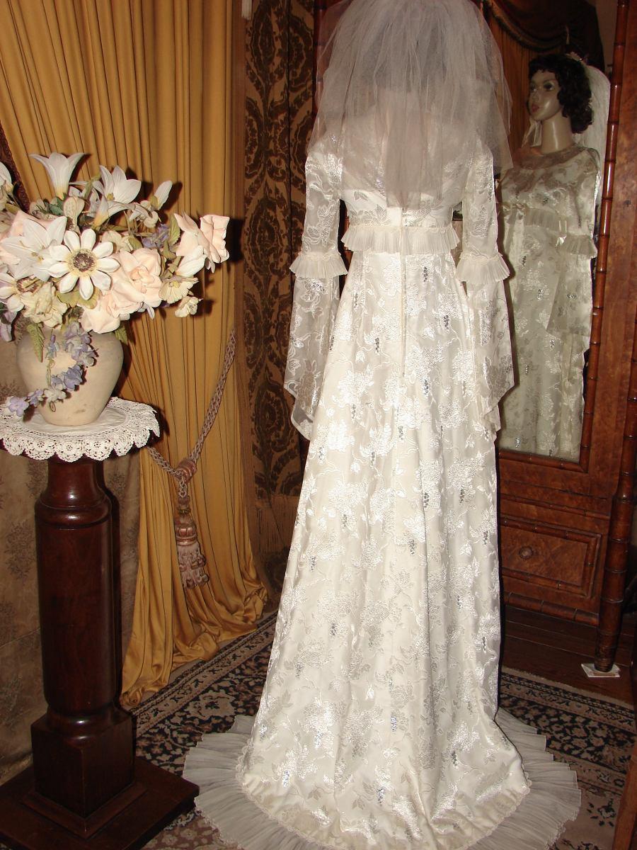 Vestidos de novia de los 60