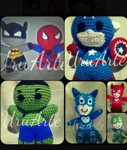 heroes muñecos super