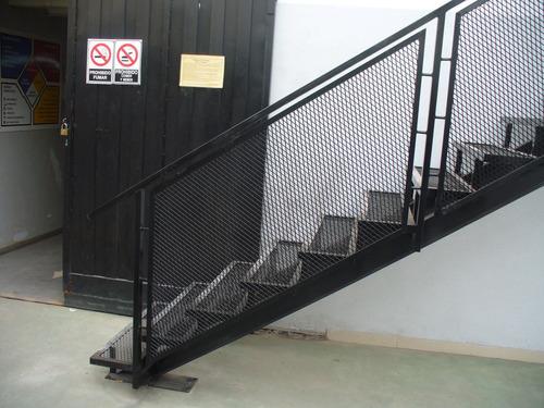 herreria en gral. rejas portones escaleras, perimetrales etc