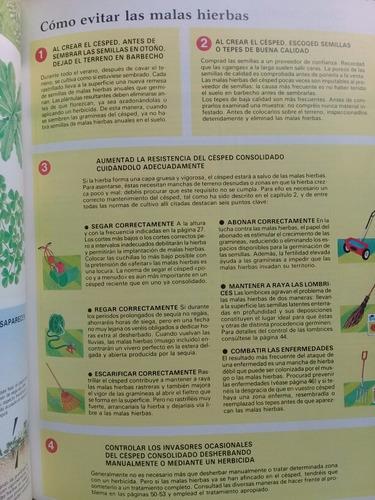 hessayon césped manual de cultivo y conservación