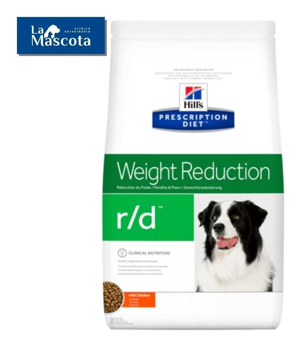 Como bajar de peso un perro