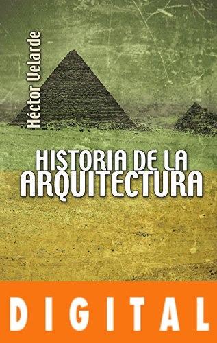 historia de la arquitectura  - héctor velarde