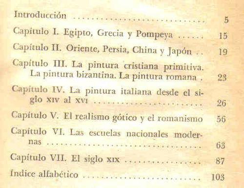 historia de la pintura - hourticq - eudeba
