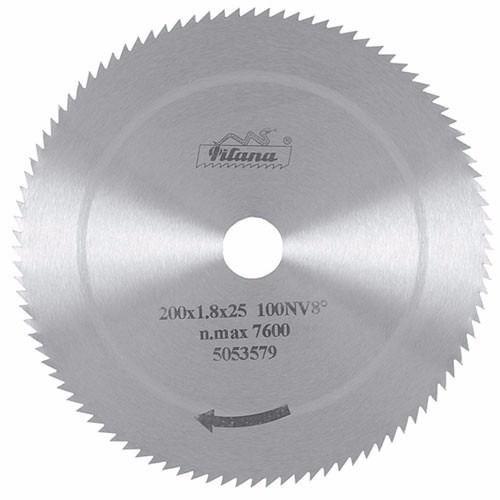 hoja de sierra circular para metal hss pilana 63mm x 0.5mm