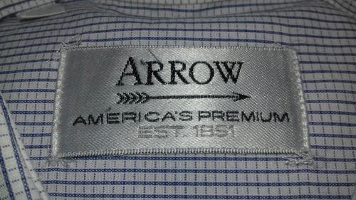 hombre arrow camisas