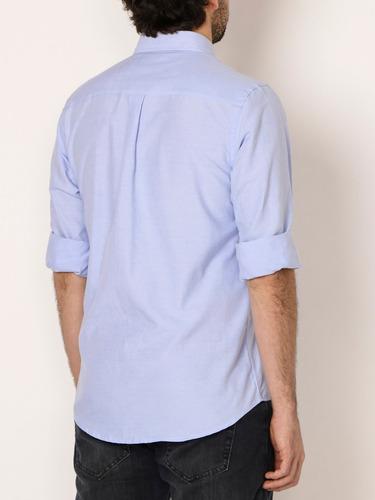 hombre harrington camisa