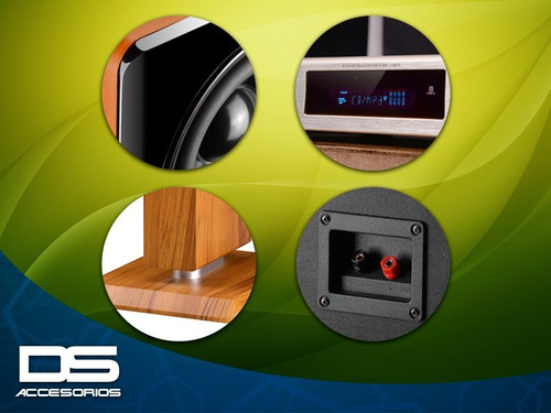home theater 5.1 reales avalon bluetooth usb fm control