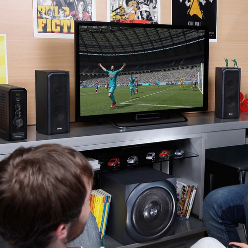 home theater para
