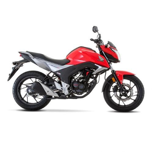 honda cb 160 f entrega inmediata delcar motos