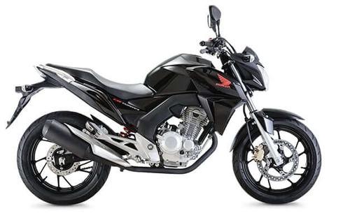 honda cb 250 twister financiación 36 cuotas delcar motos