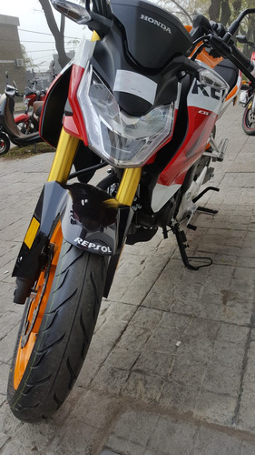 honda cb190 - tomamos tu usada - empadrona gratis- bike up