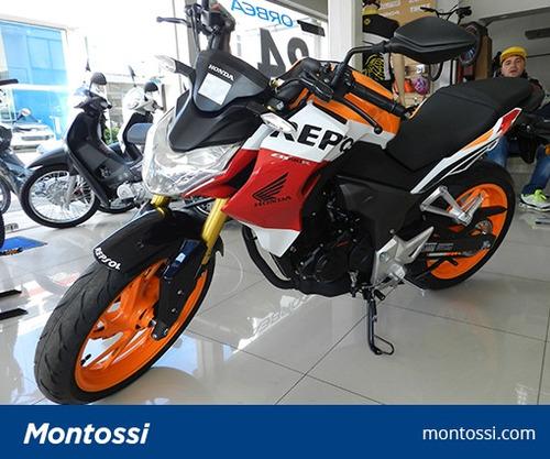 honda cb190r edición repsol 2018 | moto 0 km