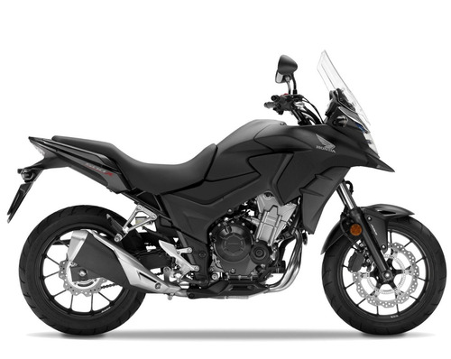 honda cb500x 2018 0km abs, entrega inmediata, financiada!