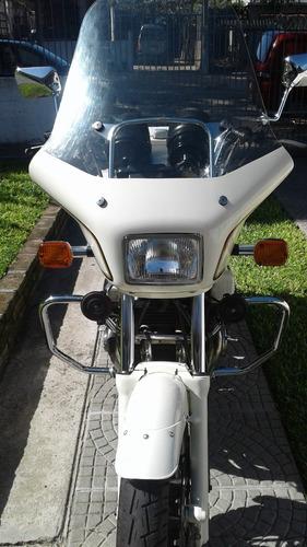 honda cbx 750 año 2010 policial