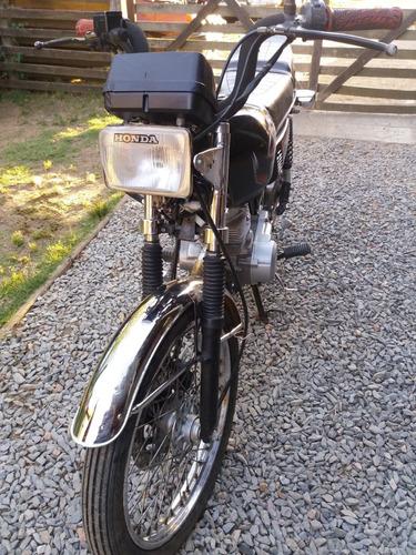 honda cg 125cc libreta y matricula original