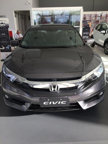 honda civic 1.5 touring turbo cvt zero km 2018