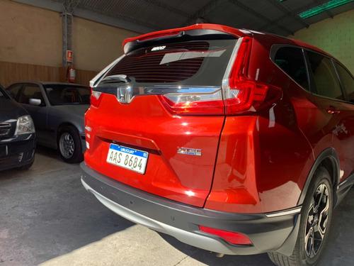 honda cr-v 1.5t ex at 2018