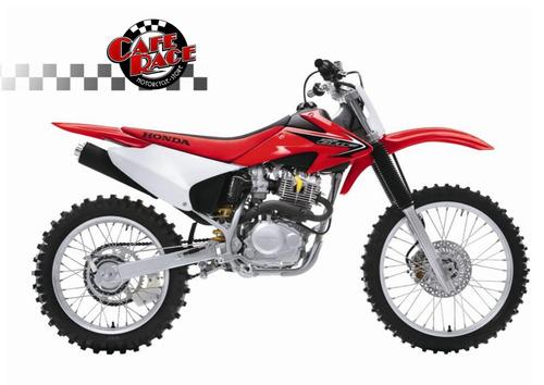 honda crf 230 |  moto cross  | financiamos y permutamos