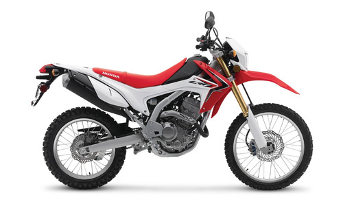 honda crf 250 l | moto cross aventura calle | financiada!