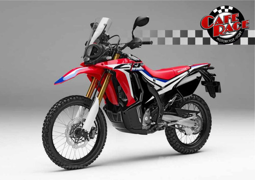 honda crf 250 rally |  0km cross calle viajes | financiada