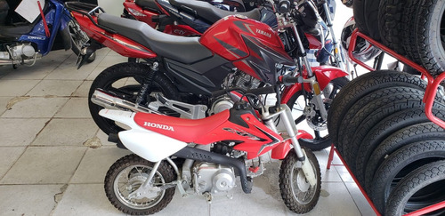 honda crf 50 - ideal navidad - 100% financiada - bike up