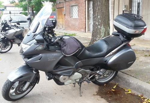 honda deauville nt 700 como nueva! 44184 k. precio oferta!