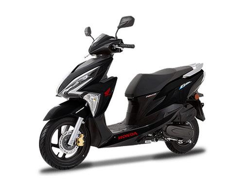honda elite 125 negro 2018 0km scooter avant motos