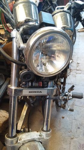 honda magna v30 500cc para terminar de armar