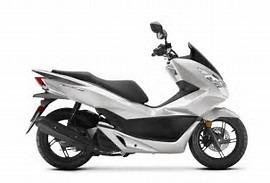 honda pcx 150 - scooter - 0 km - blanca - expomoto