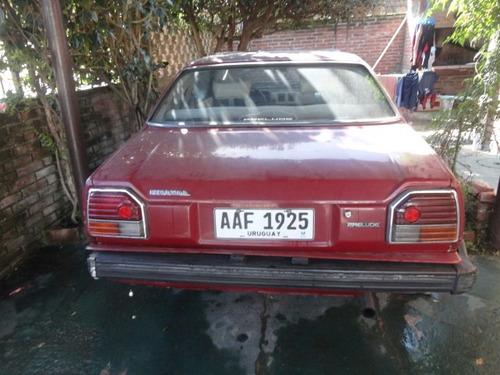 honda prelude coupe 1985 al dia pronto para transferir
