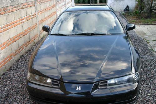 honda prelude coupe negra  2.3 si 1993