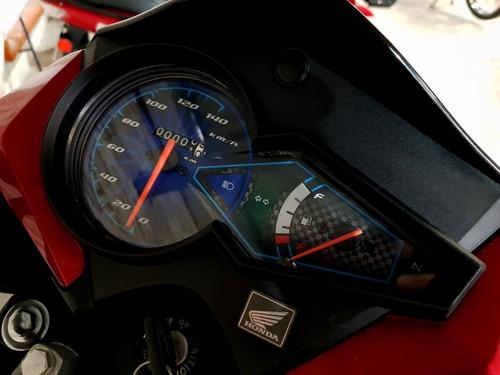 honda wister cb 110 (tomamos tu moto usada )
